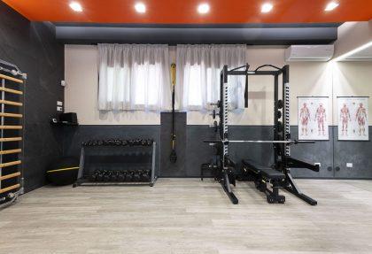 Privacy e comfort in uno studio personal trainer pensato per ogni tua esigenza