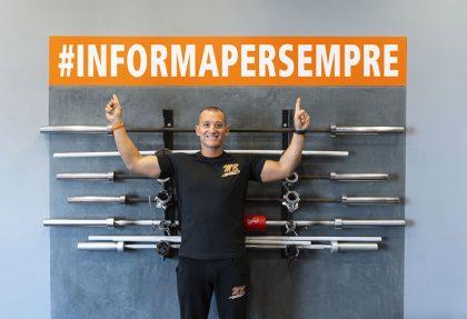 Questo è il nostro motto, impara un allenamento adatto alle tue esigenze e avrai ottimi risultati duraturi nel tempo